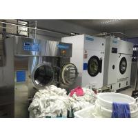 China High Performance Mounted  Hotel Washing Machine 15kg To 150kg Stainless Steel 304 on sale