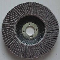 High temperature fused Aluminum Oxide Abrasive Flap Discs Conical For Angle Grinders Fiber
