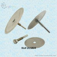 China Small Diamond Lapidary Saw Blades - DLSB04 wholesale