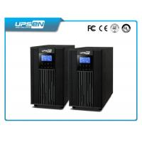 China Pure Sine Wave Dual Conversion Online Ups 0.8 Output Power Factor UPS Battery wholesale