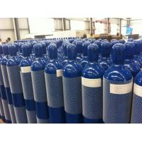 China High Pressure 10L / 15L / 20L Compressed Gas Cylinder For High Purity Gas wholesale