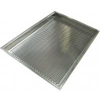 China 316  Stainless Steel Mesh Tray Oven Metal Perforatted Baking 2.0mm Thickness wholesale