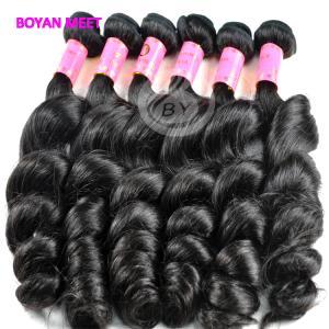 China Cheap Price Wholesale Brazilian Hair Weave Bundles on sale