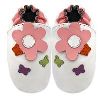 Quality factory supply beautiful baby soft sole toddler shoes for sale