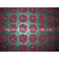 China Customized Textures embossed EVA foam sheet for shoe soles wholesale