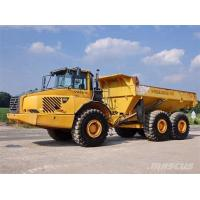 China VOLVO Articulated dump Truck Pumps wholesale