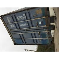 China International StandardsUsed Freight Containers 20gp Steel Dry Containers wholesale