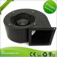 Buy cheap Low Noise Forward Curved Blower / DC Centrifugal Fan For Fresh Air System 160mm from wholesalers