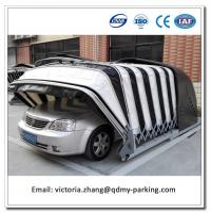 China Customized Model Heated Car Cover Snow/ Automatic Carport Aluminum Folding Tent Manufacturers on sale