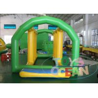 China Air Sealed Sport Inflatable Water Park Bridge Floating Aqua Park Customized Size wholesale