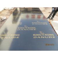 China Excellent Quality Black Film Faced Plywood for Formwork.1220*2440 & 1250*2500MM Shuttering Plywood & black film wholesale