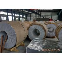 China Mill Finish Pure 1100 Aluminum Sheet / Coil Unpolished H14 Temper ISO 9001 Approval wholesale