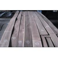 China Sliced Cut Black Walnut Wood Veneer Plywood Double Sided Decoration wholesale