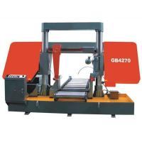 China GB4270 Industrial Cutting Machine , Metal Belt Drive Band Saw Cutting Machine wholesale
