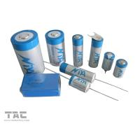 China  Low Self-discharge LiSOCl2 Battery 3.6V for Communication Equipment  for sale