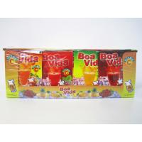 China 4 flavors in 1 box / 5g Instant Drink Powder / Yummy Multi Fruit Flavor Juice Powder wholesale