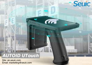 China AUTOID UTouch Handheld PDA Terminal with Grip UHF RFID Tag Reader of Data Collection for Industries on sale