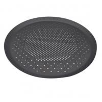 China Customized Metal Bakeware High Pressure Die Casting Aluminium Components Pizza Pan on sale