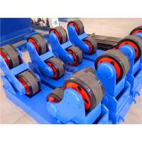 Quality Boiler / Pressure Vessel Pipe Rotators for Welding , Self Aligning type for sale