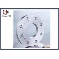 China Fire Fighting PL Stainless Steel Pipe Flange With Sandblasting ISO Certification wholesale
