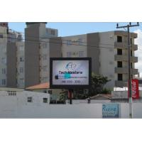 China 3in1 P10 High Brightness Outdoor DIP LED Display 2-5 Years Warranty wholesale