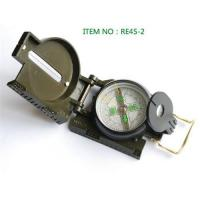 China Military compass,lensatic compass,primastic kompass,with scale compass wholesale