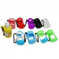 China Water-proof silicone bottle sleeves , good sealing function with long life span wholesale