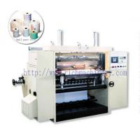 Quality Fax /ATM/POS Thermal Paper Roll Slitter and Rewinder for sale