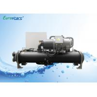 China Super Energy Saving Centrifugal Water Cooled Chiller , Water Cooled Chiller on sale
