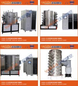 PVD vacuum Coating Equipment , Cathodic Arc Deposition Plasma Plating Machine