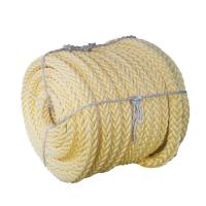 "China Polypropylene Polyester Mixed Rope 12 Strand 80mm 10"" Hawser 220 Meters wholesale"