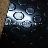 China Non slip silver color Plastic Sheet  thin gloosy PVC diamond thread pattern floor mat wholesale