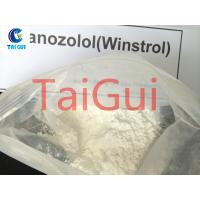 Quality Stanozolol Winstrol Natural White Crystalline Oral Anabolic Steroids Powder Cutting Cycle Steroids for sale