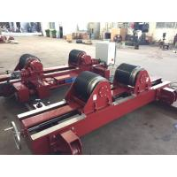 Buy cheap 10T  Lead Screw  Conventional Welding Rotator ,10 Ton Lead Screw Pipe Stands Welding Rollers from wholesalers