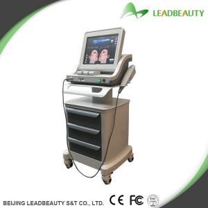 China Best effect Anti Wrinkle skin rejuvenation hifu slimming equipment wholesale