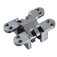 China 180° Casting Stainless Steel Concealed Hinges For Fireproof Door Villa Door wholesale