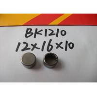 China HK BK 1210 / 1210B Needle Roller Bearing For Car / Truck Parts on sale