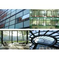 China 6.38mm glass standard lamination glazing,  for Doors, windows, storefronts, curtain walls, on sale
