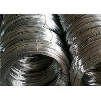 Buy cheap Cold Drawn Stainless Steel Coil Wire With Linear Stability JIS ASTM Standard from wholesalers