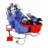 China Pipe Bending Machine with PLC Control and Hydraulic to Drive wholesale