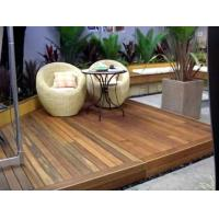 China Waterproof carbonized Outdoor Decking Flooring wholesale