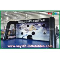 China Outdoor Inflatable Projection Screen Air Blow Up Portable Movie Screen For Sale wholesale