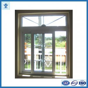 China Cusyom Design Aluminum/Aluminium Alloy Horizontal Sliding Glass Window on sale