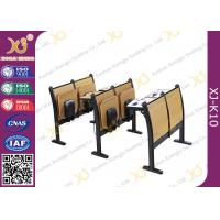 China University School Desk And Chair Simple Design College School Furniture wholesale