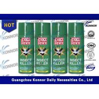 China OEM 300ML Home Insecticide Spray , Powerful Insect Repellent Spray on sale