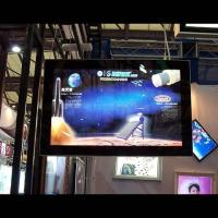 China P7.62mm SMD Indoor Full Color Advertising LED screen 17222dot / ㎡ For Hotel wholesale