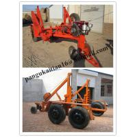 China Quotation Cable Reel Puller,Cable Reels, Cable reel carrier trailer wholesale