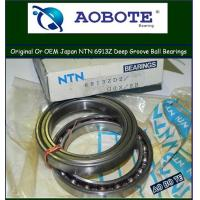 China ABEC-4 NTN Ball Bearings 6913Z With Single Row , Small Ball Bearing wholesale