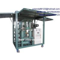 Buy cheap Old Transformer oil regeneration, Transformer oil reclamation, Oil Purification machine ZYD-150(9000LPH) from wholesalers