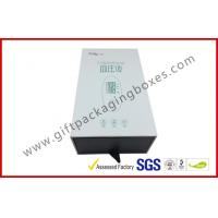 China Pearl paper with printing box, Drawer style box for personal health monitor wholesale